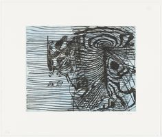Image result for terry winters at the drawing center