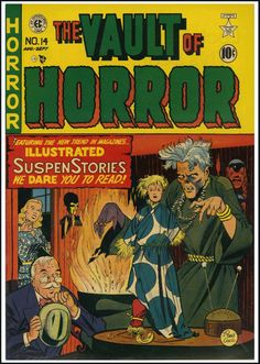The Vault of Horror # 14