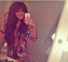 Michelle Keegan - Hair envy