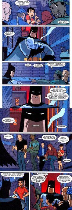 Adventures in Bat-Sitting Bd Batman, Batman Robin, Superman, Marvel Vs, Marvel Dc Comics, Comics Illustration, Bruce Timm, Catwoman, Batgirl