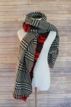 Large Scarves are my favorite! www.shopwbb.com