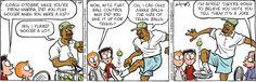 Cleats Comic Strip on GoComics.com