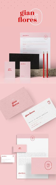 Gian Flores: Personal Identity branding by Princess Nicole Castañeda The post Branding: Dr. Gian Flores: Personal Identity branding by Princess Nicole Castañ… appeared first on Design. Business Logo Design, Brand Identity Design, Branding Design, Identity Branding, Corporate Identity, Corporate Design, Brochure Design, Personal Identity, Visual Identity