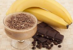 Chocolate cherry banana smoothie recipe. #recipes #smoothies #chocolate #breakfast @snack . Rules