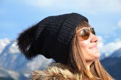 Gönne Dir ein Luxus-Stück aus Kaschmir! Knitted Hats, Winter Hats, Knitting, Fashion, Cashmere, Luxury, Moda, Tricot, Fashion Styles