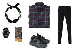 """for men"" by dasha-efimovich on Polyvore featuring мода, NIKE, Argenti, HEX, women's clothing, women's fashion, women, female, woman и misses"