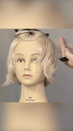 Pixie Hairstyles, Pixie Haircut, Cool Hairstyles, Asymmetrical Pixie, Short Pixie, Modern Shag Haircut, Hair Fall Control, Hair Cutting Techniques, Hairstylist Quotes