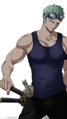 One Piece Comic, Ace One Piece, Zoro One Piece, Roronoa Zoro, Anime Couples Manga, Cute Anime Couples, Anime One, Anime Guys, Naruto Vs Sasuke