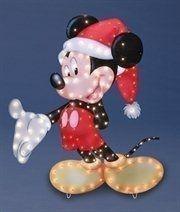 Vintage Schmid Disney Mickey Mouse Christmas Ornament on Etsy ...