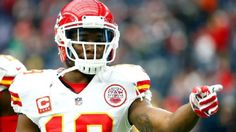 The Kansas City Chiefs announced Friday that they had released wide receiver Jeremy Maclin....