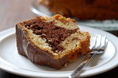 Amaretto-Marmor-Kuchen