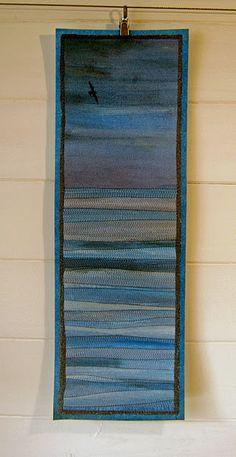 Blue Shore. Lovely. Deborah O'Hare