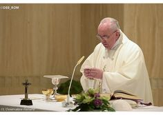 #Homily #PopeFrancis: our faith is an encounter with Jesus | Vatican Radio (April 24, 2015)