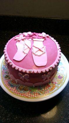 Ballet taart