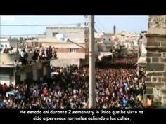 Reportaje de la BBC sobre la #RevoluciónSiria. Subtítulos español.