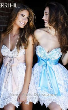 I LOVE these. Maybe if I win the lotto my bridesmaids will wear them :)