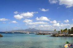 La Baie de Fort de France #Martinique