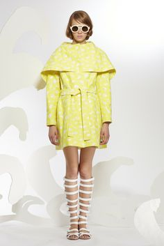 Tsumori Chisato Resort 2015 [Courtesy Photo]