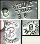 Mexican Silver Marks I Online Encyclopedia of Silver Marks, Hallmarks & Makers' Marks