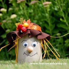 Diy And Crafts, Crafts For Kids, Halloween, Christmas Ornaments, Holiday Decor, Home Decor, Children, Dekoration, Crafts For Children