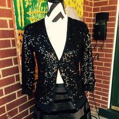 Lauren Conrad Black Sequin Cardigan. Beautiful black sequin quarter sleeve button down cardigan. V-neck. Amazing condition. Lauren Conrad Sweaters Cardigans