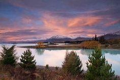 Lake Tekapo, Mckenzie Country