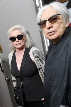 The age of punk: Debbie Harry looks back on a defining era