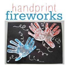 4th Of July Fireworks Activities For Kids - No Time For Flash Cards