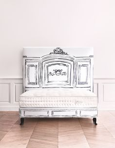 pied de lit bottine cr ation chantalthomass pour treca chantal thomass pinterest. Black Bedroom Furniture Sets. Home Design Ideas