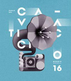 Cavaticcio 2016 on Behance