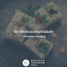 Aufgabe 474  _____ Leute erledigen ihre Weihnachtseinkäufe erst kurz vor Weihnachten.  a) Eine b) Einige c) Einzige  #deutschlernen #weihnachten