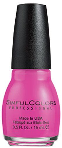66pack 22 Boxes of 3 Sinful Colors Nail Polish 851 Boom Boom Pink Hot ** Learn more by visiting the image link.