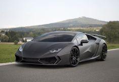 Stealthfighter: Mansory Lamborghini Huracan Torofeo Carbon