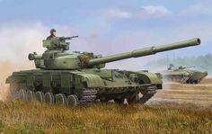 Soviet T-62 in Afghanistan