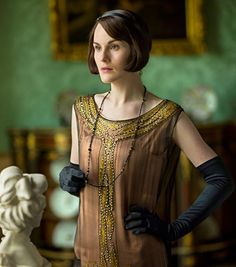 Queen Mary. Downton's Daily ...promotional Downton Abbey photos, Season 6, Lady Mary..