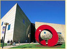 Indiana University Art Museum - Bloomington, Indiana
