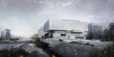 Interview: Büro Ole Scheeren Unveils Designs for Guardian Art Center in Beijing