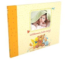 Babyalbum, (mit Illustrationen von Anna Karina Birkenstock), www.geschenkeschatz.de