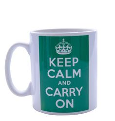 Keep Calm and Carry On Eyes Wide Digital are now selling Keep Calm and Carry On products including photo mugs and printed designer deckcha.