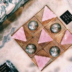 Kelly Wearstler's stylish Tic-Tac-Toe Board
