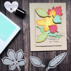 West Coast Creators August Blog Hop   Love of Leaves   Stamping for Good