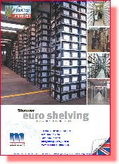 Stormore Euro Shelving System