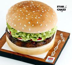 Burger King Whopper Cake