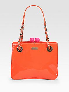 Kate Spade New York Framed Patent Leather Darcy Bag