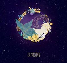 Capricorn ~ the Sea Goat