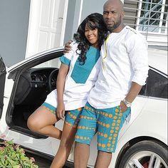 Stylish ideas for modern african fashion 941 Couples African Outfits, Couple Outfits, African Attire, African Wear, African Women, African Style, African Wedding Dress, African Print Dresses, African Dress