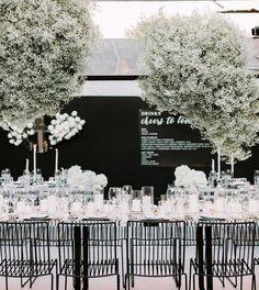 10 Elevated Ways To Style Baby's Breath at Your Wedding ⋆ Ruffled Floral Wedding, Wedding Colors, Wedding Bouquets, Gypsophila Wedding, Modern Wedding Theme, White Wedding Flowers, Wedding Trends, Wedding Designs, Wedding Styles
