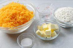 crackers maison en 3 étapes ingrédients
