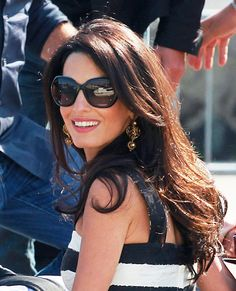 Amal Clooney #InStyle
