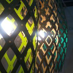 #dwellondesign // more lamps from davidtrubridge.com